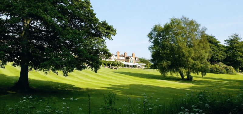 Sleep: Chewton Glen, Hampshire
