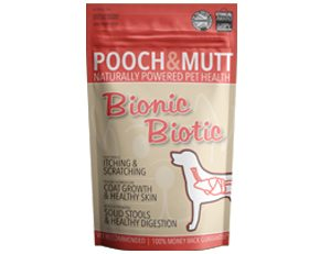 Review: Bionic Biotic {Dog Supplement} #dog www.scruffylittleterrier.com