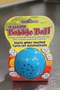 Review: Babble Ball {Dog Toy} #dog, toy www.scruffylittleterrier.com