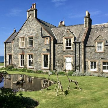 Eat: Knockinaam Lodge, Dumfries & Galloway