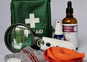 Dog First Aid Kit {First Aid Kit} #DogHealth #First Aid Kit #Dogs www.scruffylittleterrier.com