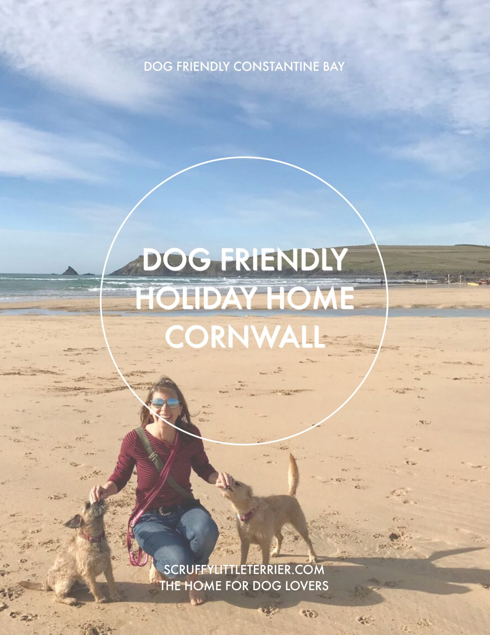 Constantine Bay {Dog Friendly Holiday} #ConstantineBay #Review #Cornwall #Holiday#DogFriendly #Stay www.scruffylittleterrier.com