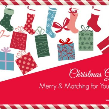 Christmas Gift Guide: Merry & Matching For You & Your Dog