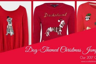 16 Dog-Themed Christmas Jumpers for 2017