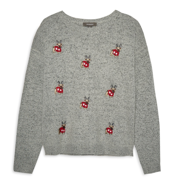Dog-Themed Christmas Jumpers {Christmas} #Asda #ChristmasJumpers #DogChristmasJumpers #WomensChristmasJumpers #Christmas #Jumpers #DogThemed www.scruffylittleterrier.com