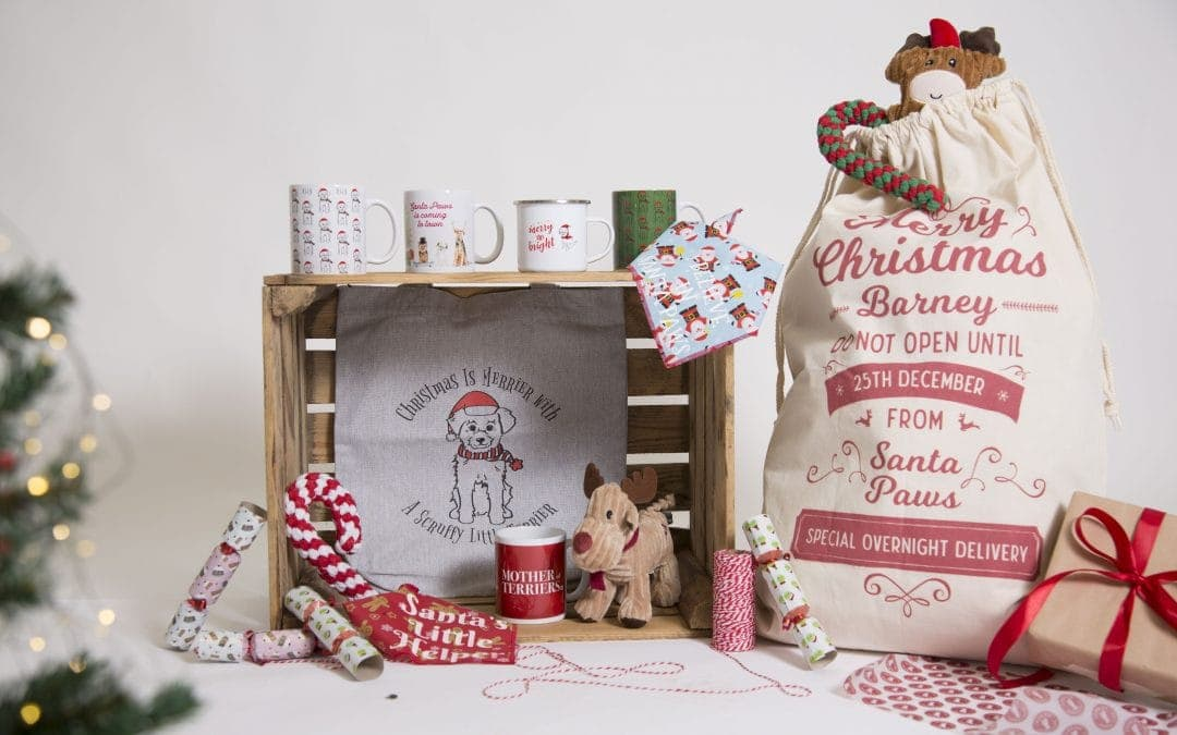 What do you get the terrier lover in your life for Christmas?