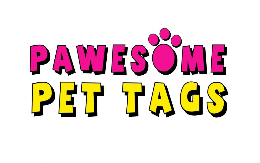 Brand Spotlight: Pawsome Pet Tags