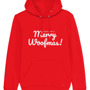 You Had Me At Merry Woofmas Dog Lover Hoodie